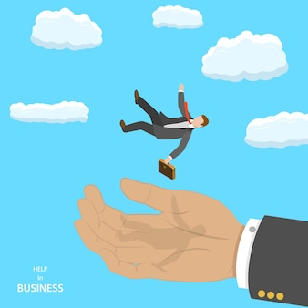 Aiuto nel concetto di vettore piatto isometrico di affari.