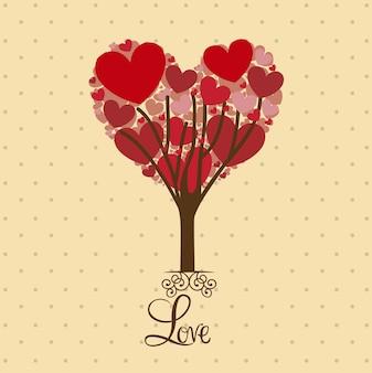 Albero d'amore