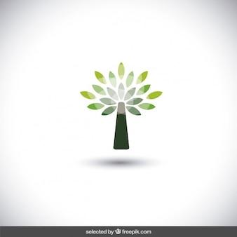 Albero verde logo