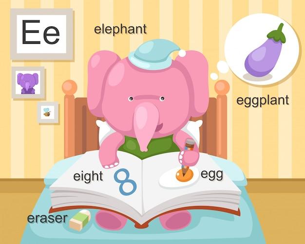 Alfabeto e