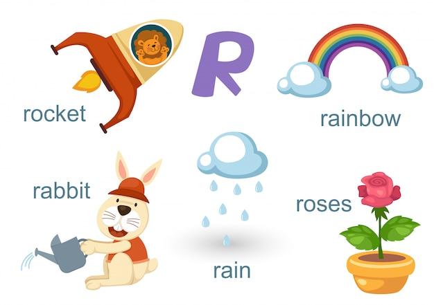 Alfabeto r