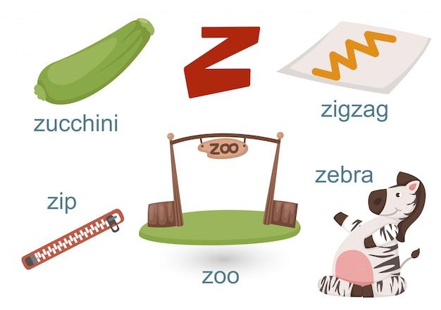 Alfabeto z