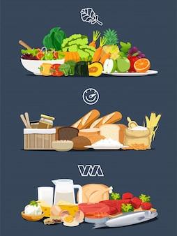 Alimenti con benefici per la salute