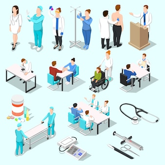 Alla collezione di dottori