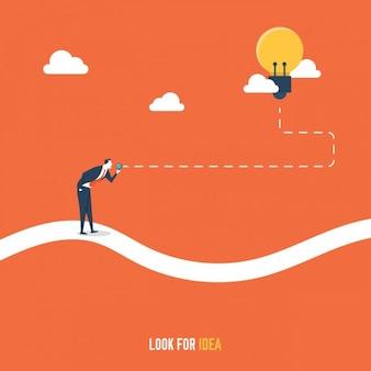 Alla ricerca di un fondo idea