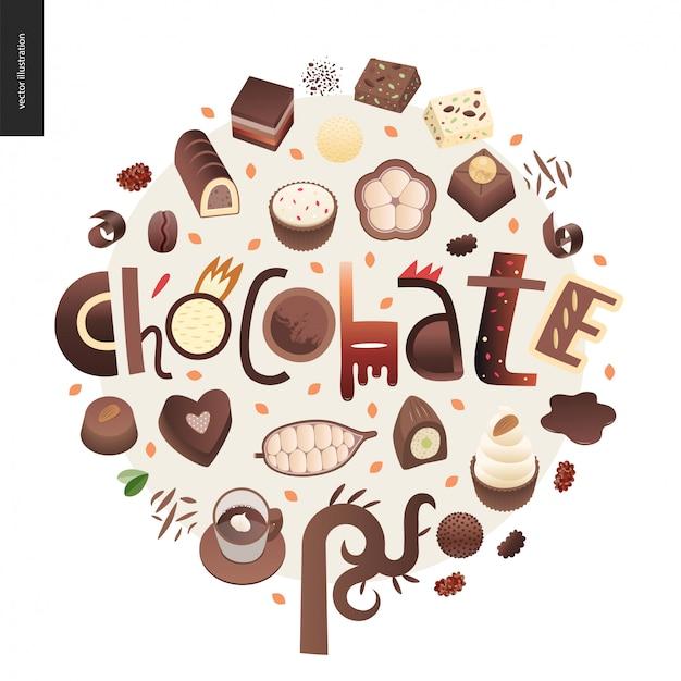 Amare il cioccolato
