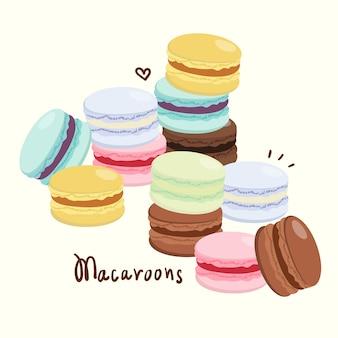 Amaretti dolci