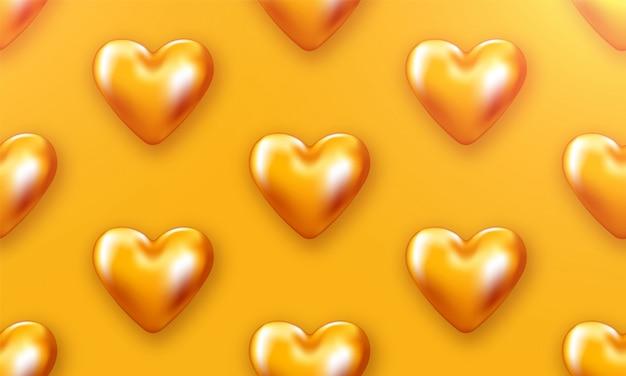 Amore cuore san valentino. poster romantico backround per la promozione. modello speciale per la storia d'amore. banner romantico.