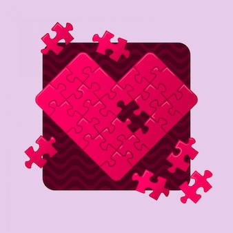 Amore puzzle