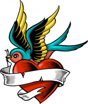 Amore uccello