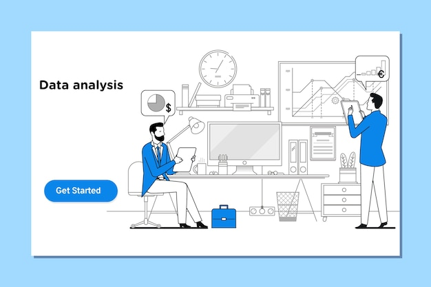 Analisi dei dati, ottimizzazione dei motori di ricerca