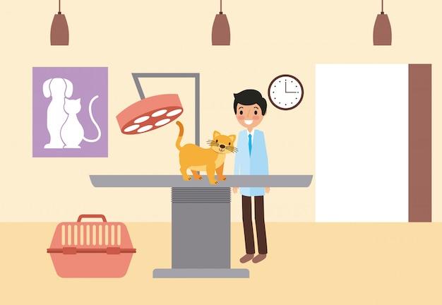 Animali domestici e veterinari
