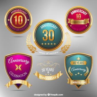 Anni di successi anniversario