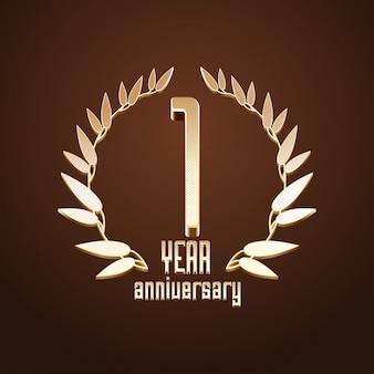 Anniversario di 1 anno