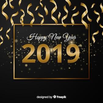Anno nuovo sfondo 2019