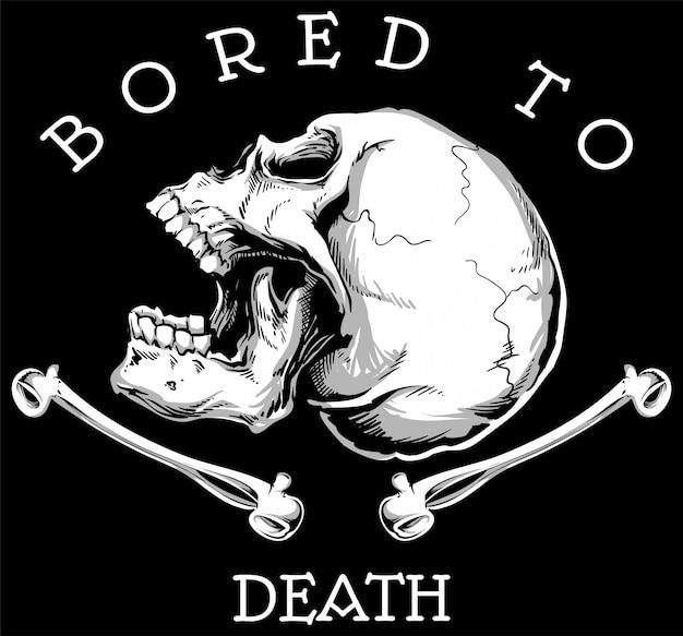 Annoiato a morte