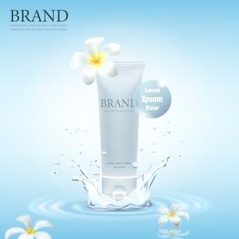 Annunci di prodotti cosmetici