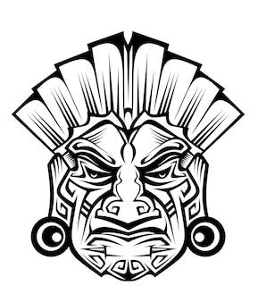 Antica maschera