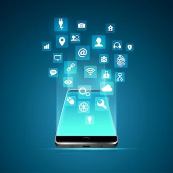 App per dispositivi mobili