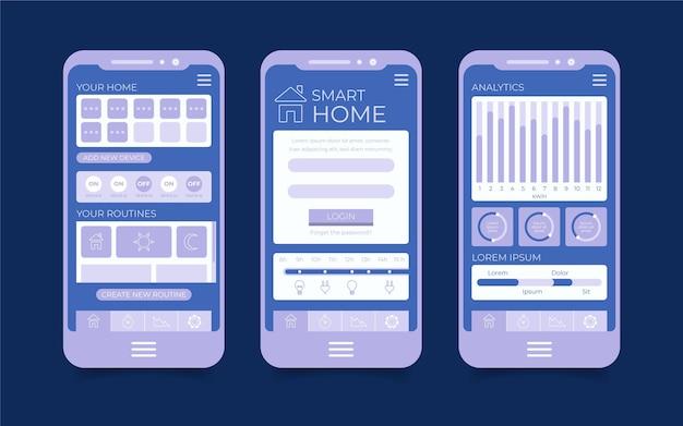 App per la casa intelligente