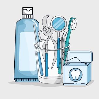 Apparecchiature per odontoiatria per trattamenti professionali