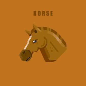 Appartamento testa di cavallo
