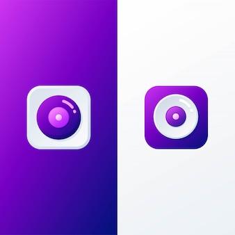 Applicazione icona disco