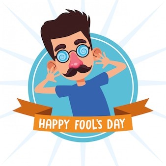 April fools day cartoons