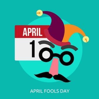 April fools sfondo giorno