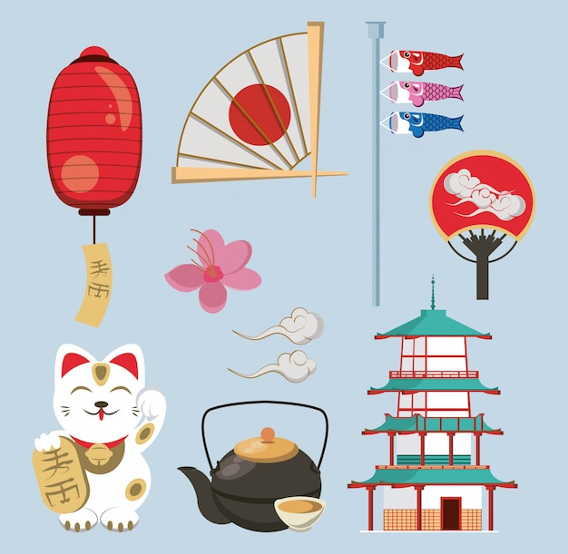 Architettura giapponese ed elementi