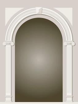 Arco antico classico