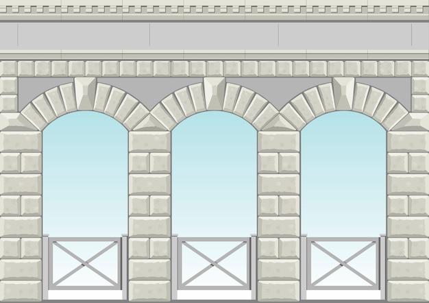 Arco vettoriale 3.