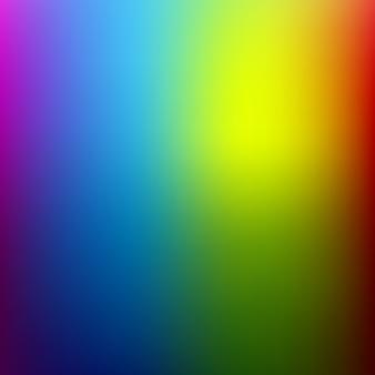 Arcobaleno astratto