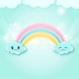 Arcobaleno carino