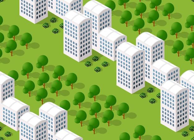 Area isometrica urbana