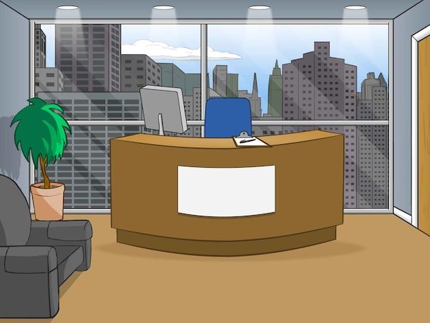 Area receptionist