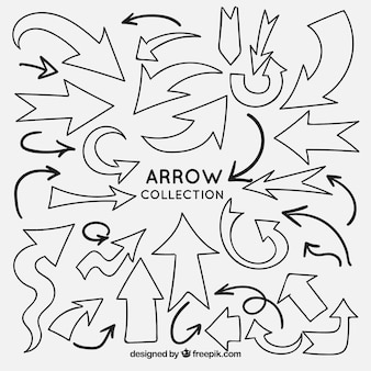 Arrow collectio