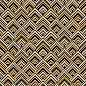 Art deco design seamless