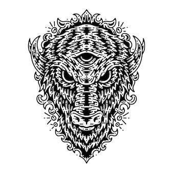 Arte bisonte