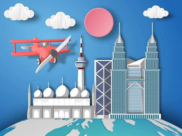 Arte della carta malesia