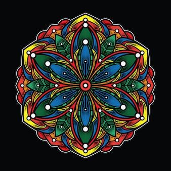 Arte semplice mandala