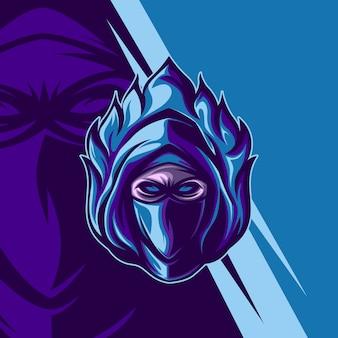 Assassin fire blue