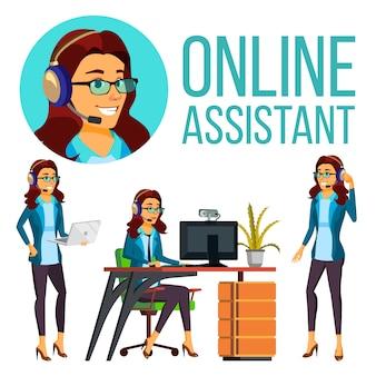 Assistente online europeo