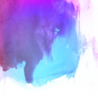 Astratto colorato acquerello splash background