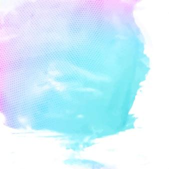 Astratto colorato sfondo acquerello