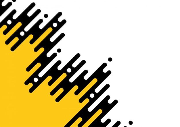 Astratto geometrico colorato per brochure