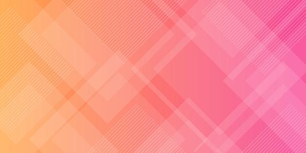 Astratto geometrico gradiente di sfondo