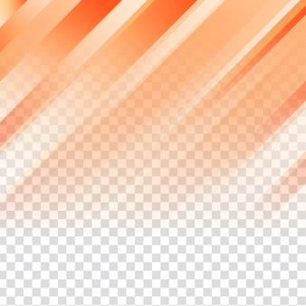Astratto geometrico trasparente