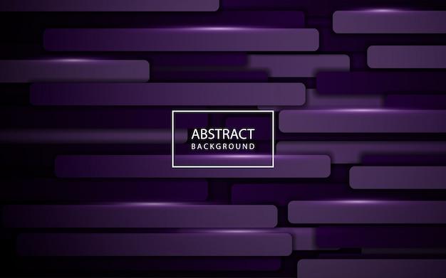 Astratto geometrico viola scuro