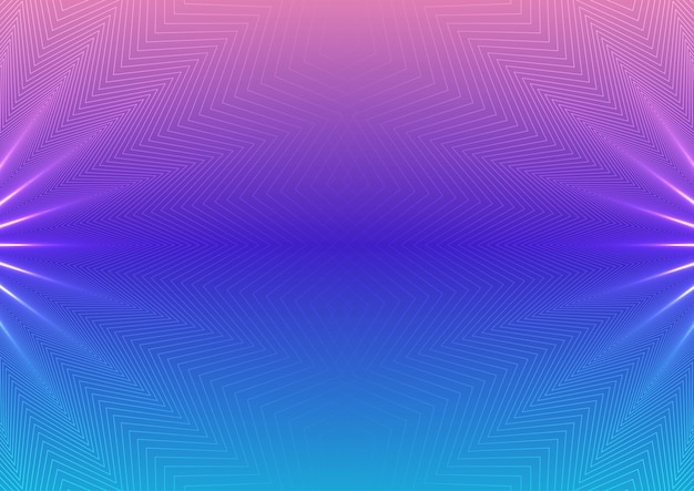Astratto purble e sfondo blu